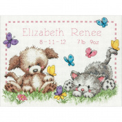 Dimensions Counted Cross Stitch Kit 30cm x 23cm