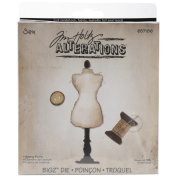 Sizzix Bigz Die by Tim Holtz Alterations, TH Sewing Room