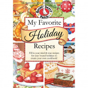 Gooseberry Patch Books, My Favourite Holiday Recipes Blank Cookbook
