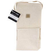Mark Richards Lunch Bag, Natural, 28cm x 25cm x 13cm