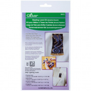 Clover 9919 Beading Loom Kit / Butterfly Brooch