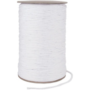 Wrights Cable Cord, 0.6cm , 72 yds, White
