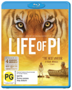 Life of Pi [Blue-ray] [Region 4]