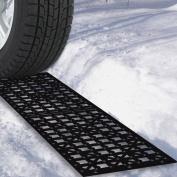 Stalwart Car Tyre Snow Grabber Mats, 4pc