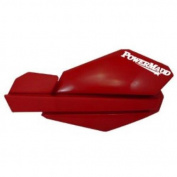 Powermadd PM14102 Trail Star Sereis Handguard System Red