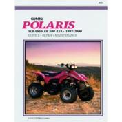 Clymer M363 1997-2000 Polaris Scrambler 500 Polaris Scrambler Manual