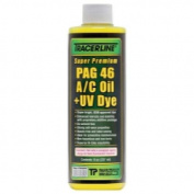 Tracer Products TD46P8 240ml Bottle PAG 46 A/C Oil with Dye