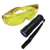 Mastercool 53512-UV 12 LED True UV Detection Flashlight