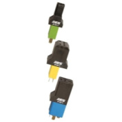 Electronic Specialties 190-4 Shielded Relay Adapter Set