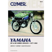 Clymer M412 1977-1983 Yamaha Dt and Mx Series Sngls Manual Yam Dt and Mx Series Sngls 77-83