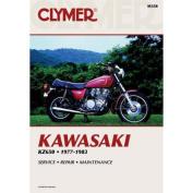 Clymer M358 1977-1983 Kawasaki KZ650 Manual Kawasaki KZ650 1977-1983