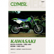 Clymer M474-3 Service Manual Kawaskai