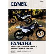 Clymer M492-2 Service Manual Yamaha
