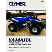 Clymer M493 1993-1998 Yamaha YFM400Fw Kodiak Yamaha YFM400 Manual