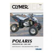 Clymer M367 2003-2007 Polaris Predator 500 Polaris Predator Manual