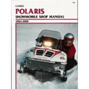Clymer S832 Service Manual Polaris