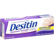 Desitin Maximum Strength Original Nappy Rash Paste, 140ml