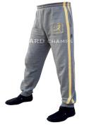 4Fit Men's Joggers Cotton Fleece Jogging Trousers Pants Track Suit Bottom