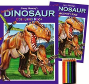 Garry Fleming's Dinosaurs Activity Pack