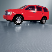 G-Floor Garage Floor Cover/Protector, 2.3m x 5.2m, Coin, Slate Grey