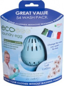 Ecoegg Laundry Egg 54 Washes - Spring Blossom.