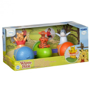 Winnie the Pooh Spin and Play Acorn Train.