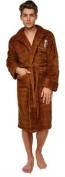 Dr Who 11th Doctor Fleece Robe - Brown.