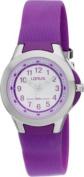 Lorus Ladies' Purple Analogue Watch.
