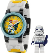 LEGO® Star Wars Boys' Stormtrooper Buildable Watch.