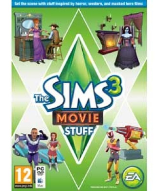 The Sims 3: Movie Stuff - PC Game.