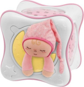 Chicco Rainbow Cube Projector - Pink.