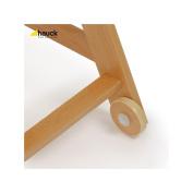 Hauck Beta Highchair in Wood