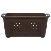 Tontarelli Chocolate Laundry Basket - 35L