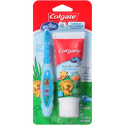 Colgate My First Toothbrush and Toothpaste Starter Kit, 2 pc