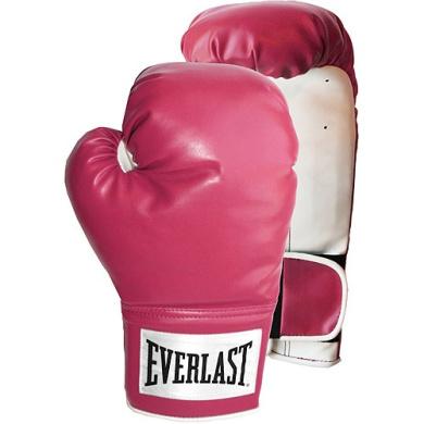 Everlast Boxing Gloves, 350ml, Pink