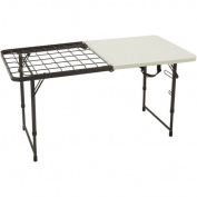 Ozark Trail 1.2m Fold-in-Half Grilling Camp Table