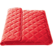 iEssentials IE-QLT-7RD 18cm Tablet Quilted Case, Red