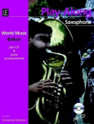 World Music Balkan Play-Along Saxophone