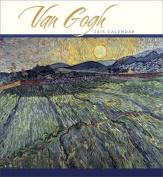 2015 Van Gogh Wall Calendar