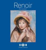 2015 Renoir Wall Calendar