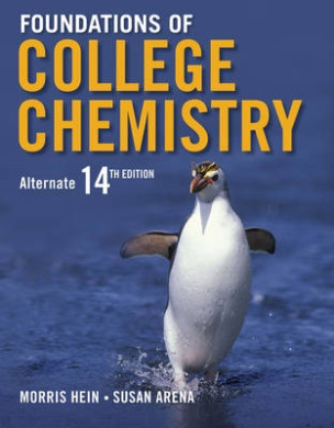 Foundations of College Chemistry 14E + WileyPlus Registration Card (Wiley Plus Products)
