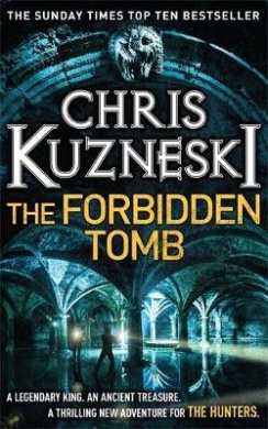 The Forbidden Tomb (The Hunters 2) (The Hunters)
