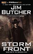 Storm Front (Dresden Files  [Audio]