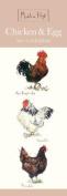 Madeleine Floyd Chicken & Egg 2015 Slim Calendar