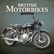 British Motorbikes 2015 Wall Calendar
