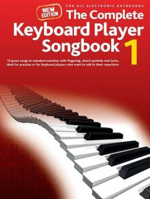 The Complete Keyboard Player: Songbook 1 - New Edition
