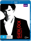 Sherlock: Series 1 - 3 [Region B] [Blu-ray]