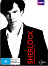 Sherlock: Series 1 - 3 [Region 4]