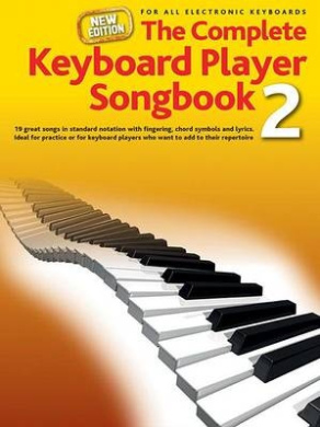The Complete Keyboard Player: Songbook 2 - New Edition