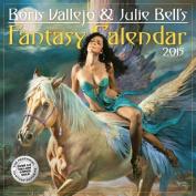 Boris Vallejo & Julie Bell's Fantasy Calendar